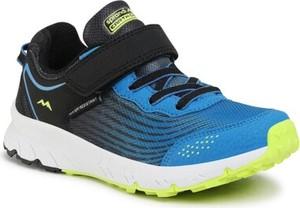 Niebieskie buty sportowe dziecięce Sprandi Earth Gear