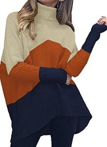 Sukienka Cikelly z golfem mini w stylu casual