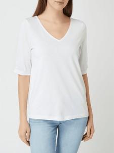 Bluzka Montego z dekoltem w kształcie litery v