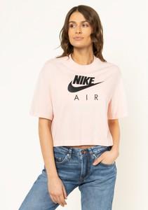 T-shirt Nike z okrągłym dekoltem