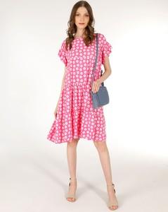 Sukienka Unisono mini w stylu casual