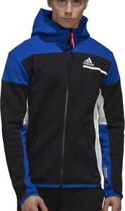 Bluza Adidas w sportowym stylu z dzianiny