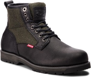 Buty zimowe Levis sznurowane