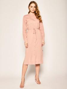 Sukienka Calvin Klein koszulowa midi