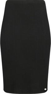 Czarna spódnica Superdry