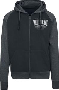 Bluza Volbeat z bawełny