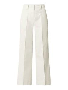 Spodnie Seventy z bawełny
