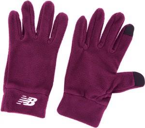Fioletowe rękawiczki New Balance