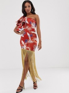 Sukienka Asos w stylu boho