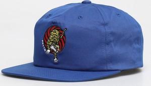 Niebieska czapka Brixton