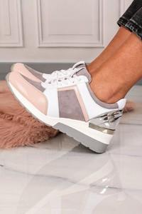 Buty sportowe Kati sznurowane z płaską podeszwą