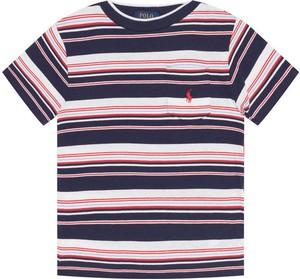 Koszulka dziecięca POLO RALPH LAUREN z krótkim rękawem w paseczki