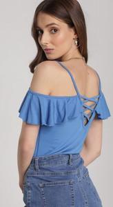 Niebieska bluzka Renee