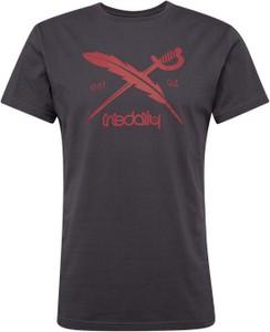 Szary t-shirt iriedaily