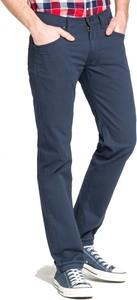 Niebieskie spodnie Lee