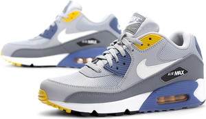 Buty sportowe Nike ze skóry air max 90