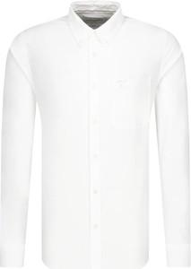 Koszula Calvin Klein z kołnierzykiem button down