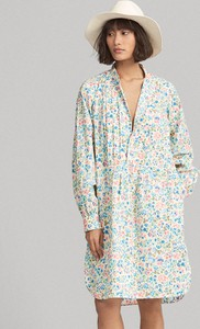 Sukienka Ralph Lauren w stylu casual mini z bawełny