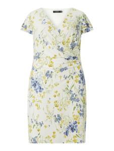 Sukienka Ralph Lauren z dekoltem w kształcie litery v mini