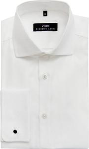 Beżowa koszula giacomo conti
