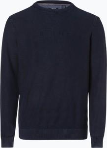Granatowy sweter Izod