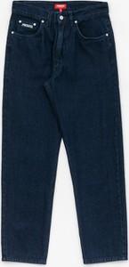 Niebieskie jeansy Prosto.