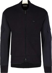 Bluza Emporio Armani z wełny w stylu casual
