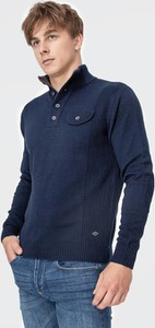 Niebieski sweter Lee Cooper
