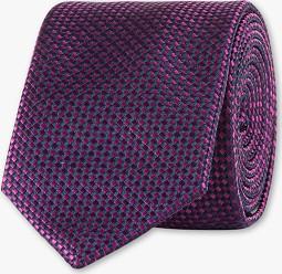 Fioletowy krawat C&A