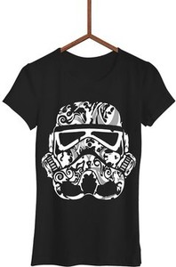 T-shirt Failfake z krótkim rękawem w młodzieżowym stylu