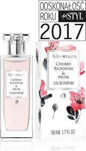 ALLVERNUM Woda Perfumowana Cherry&Musk 50ml