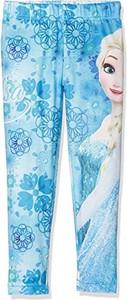 Niebieskie legginsy LA REINE DES NEIGES