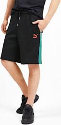 Spodnie sportowe Puma z satyny