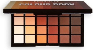 Makeup Revolution MUR Colour Book CB02 48 Shadows Palette Paleta cieni do powiek