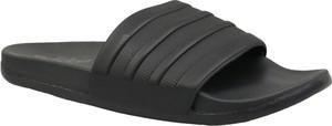 Czarne buty letnie męskie Adidas