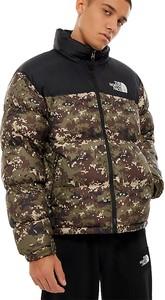 Kurtka The North Face w militarnym stylu