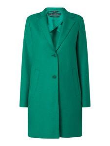 Zielony płaszcz Marc O'Polo w stylu casual