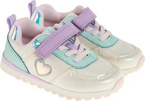 Buty sportowe dziecięce Cool Club dla dziewczynek sznurowane