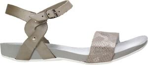 Sandały Darbut w stylu casual ze skóry