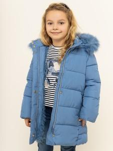 Niebieska kurtka Primigi w stylu casual