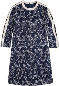 Sukienka Pepe Jeans z okrągłym dekoltem mini