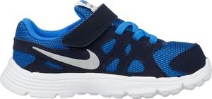Granatowe buty Nike