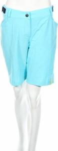 Niebieskie szorty Ziener w stylu casual