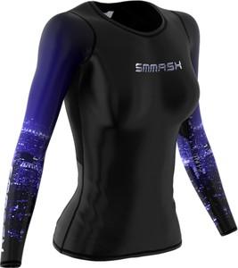 Czarna bluzka Smmash