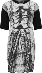 Sukienka Boutique Moschino oversize