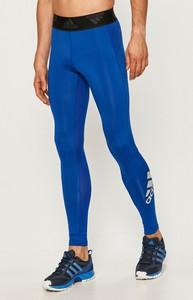 Spodnie sportowe Adidas Performance w sportowym stylu