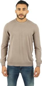 Sweter Gran Sasso z okrągłym dekoltem