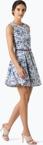 Kavi - sukienka damska, niebieski
