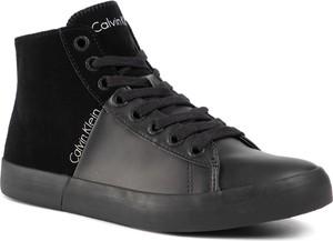 Sneakersy CALVIN KLEIN JEANS - Buck SE8463 Black/Black