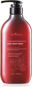 ISNTREE Rose Moisturizing Daily Body Wash 300ml